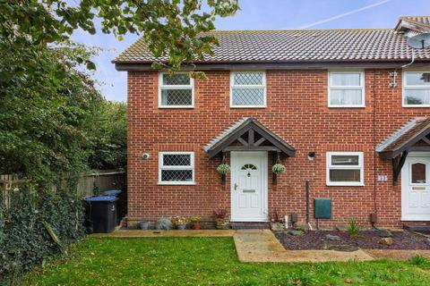 2 bedroom terraced house for sale - Bridgnorth Close, Worthing