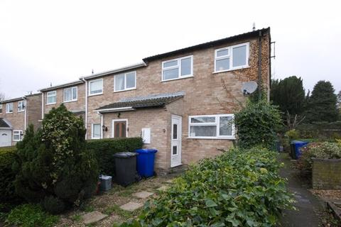 3 bedroom end of terrace house for sale - St Peters Gate, Brackley