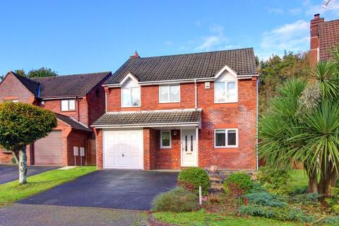 4 bedroom detached house for sale - Broadbent Close, Rownhams, Hampshire