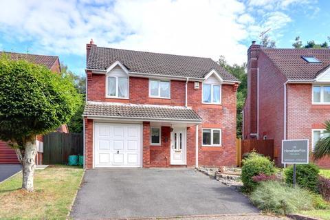4 bedroom detached house for sale - Broadbent Close, Rownhams, Hampshire