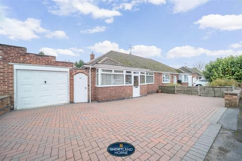 2 bedroom semi-detached bungalow for sale - Alfriston Road, Coventry