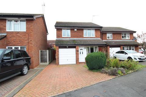 3 bedroom detached house for sale - Clewley Drive, Wolverhampton, WV9 5LA