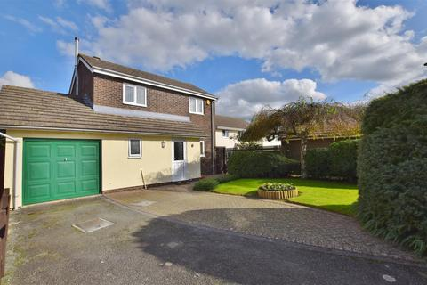 3 bedroom detached house for sale - Byron Road, Priory Park, Haverfordwest