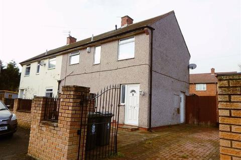 3 bedroom semi-detached house for sale - Plessey Gardens, North Shields, Tyne And Wear, NE29