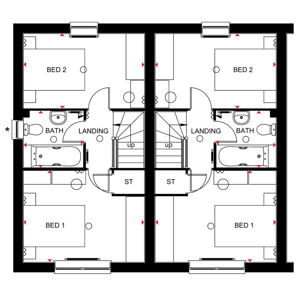 Floorplan 2 of 2: Kendal