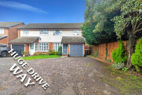 3 bedroom semi-detached house for sale - Kewshaw - Barton Hills - LU3 4AT