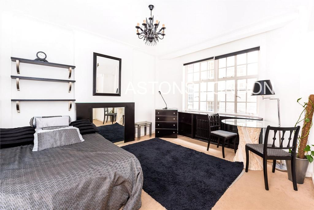 Studio Flat for sale in Sussex Court, Spring Street, Paddington, London, W2