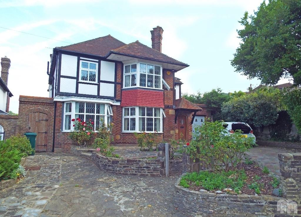 5 Bedrooms Detached House for sale in Stanford Close Hove East Sussex BN3