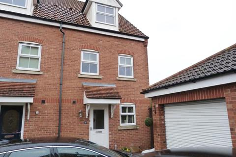 3 bedroom semi-detached house for sale - 37 Kings Court, Market Weighton, York, North Yorkshire, YO43 3FN