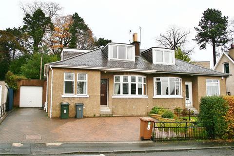 4 bedroom semi-detached house for sale - 8 Belmont Gardens, Murrayfield, Edinburgh EH12 6JH