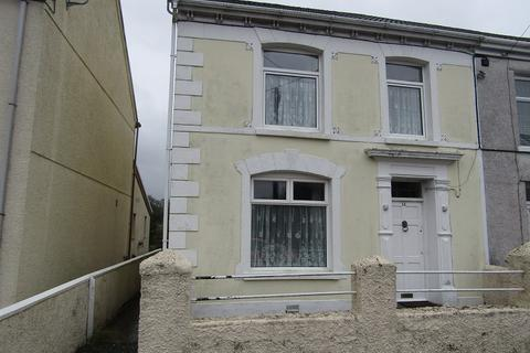 3 bedroom semi-detached house for sale - School Road, Cwmllynfell, Swansea, City And County of Swansea.