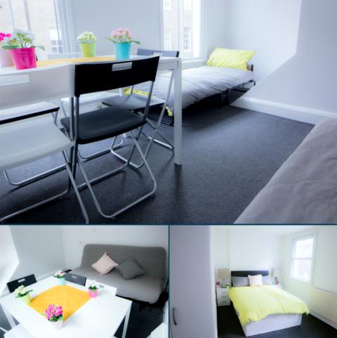 2 bedroom maisonette to rent - Eversholt Street NW11BL