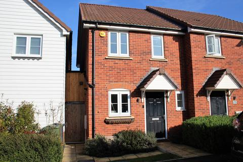 2 bedroom end of terrace house to rent - Latter Road, Maidstone