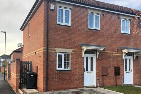 2 bedroom end of terrace house to rent - Kingsbury Court, Longbenton, NE12