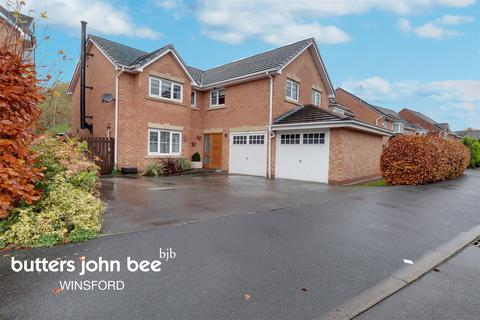 5 bedroom detached house for sale - Thrush Way, Winsford