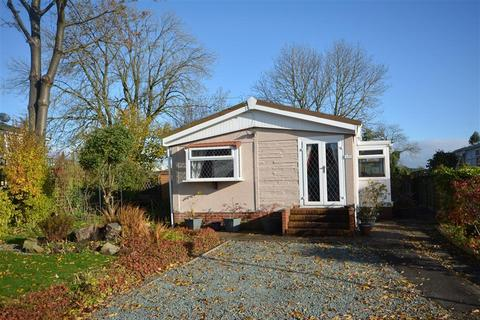 1 bedroom detached house for sale - Brookfield Park, Old Tupton, Chesterfield, S42 6AG