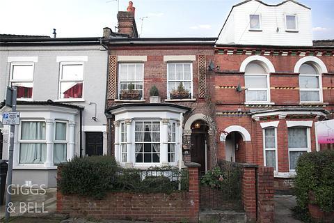 3 bedroom terraced house for sale - Stockwood Crescent, Luton, Bedfordshire, LU1