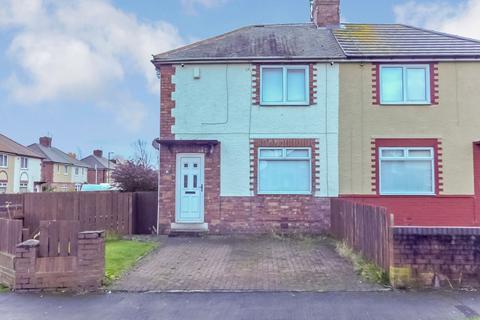 2 bedroom semi-detached house for sale - Haughton Crescent, Jarrow, Tyne and Wear, NE32 4SG