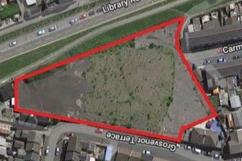 Land for sale - Former Blaenllynfi Infant School, Grosvenor Terrace, Maesteg, CF34 0RW