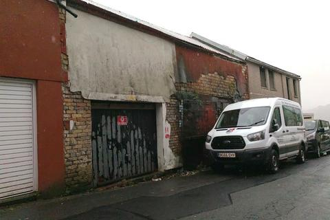 Garage for sale - Maxwell Street, Ferndale, CF43 4RT
