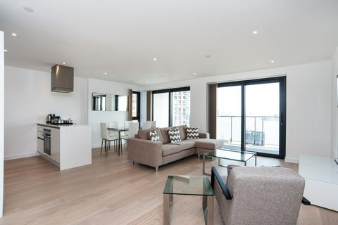3 bedroom apartment to rent - Horizons Tower, Yabsley Street, Canary Wharf E14