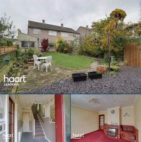 3 bedroom semi-detached house for sale - Purcell Road, Luton