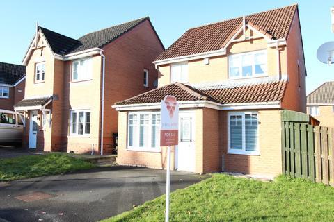 4 bedroom detached house for sale - Dalziel Way, Cambuslang, Glasgow, G72 7US