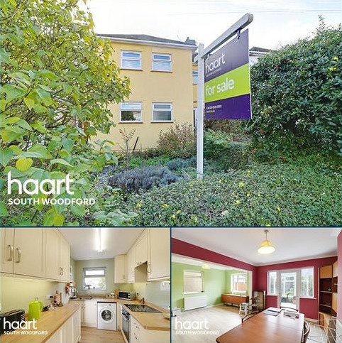 3 bedroom semi-detached house for sale - Wansford Road, Woodford Green, Essex, IG8
