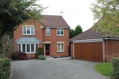 4 bedroom detached house to rent - Buckingham Road, Coalville
