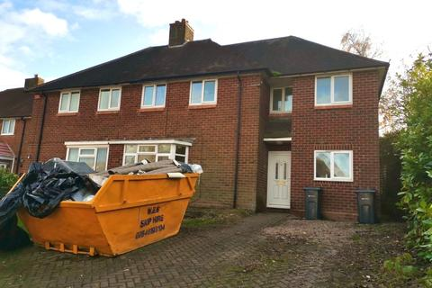 4 bedroom semi-detached house to rent - Lingard Road, , Sutton Coldfield, B75 7EA