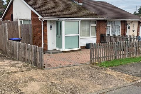 2 bedroom semi-detached bungalow to rent - The Willows, Daventry