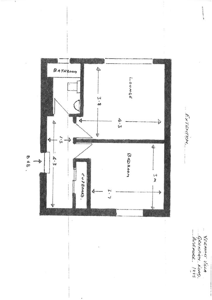 Floorplan 2 of 2: Floorplan owners accom