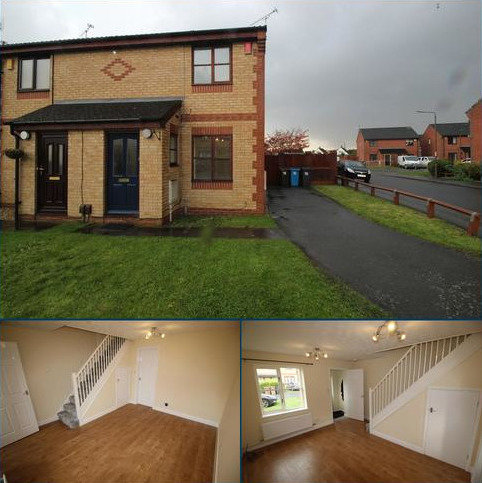 2 bedroom semi-detached house to rent - Helvellyn Way, Long Eaton , Nottingham NG10 4PX
