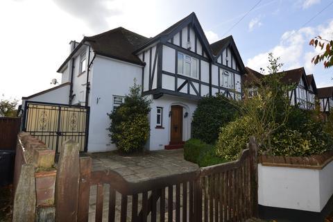 3 bedroom semi-detached house to rent - Elmcroft Drive, Chessington KT9