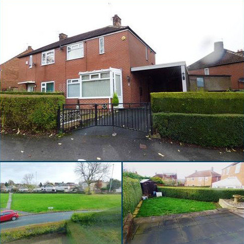 2 bedroom semi-detached house for sale - Langley Crescent, Rodley, Bramley, Leeds LS13