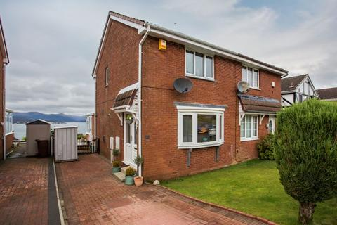 2 bedroom semi-detached house for sale - 21 Taymouth Drive, Gourock