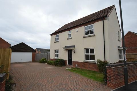 4 bedroom detached house to rent - Thurgaton Way, Newton, ALFRETON, Derbyshire