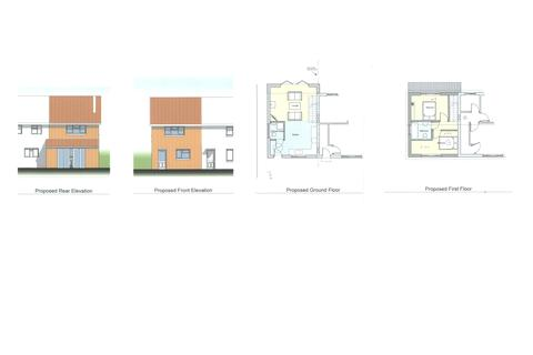 2 bedroom end of terrace house for sale - Milne Road, Poole