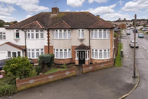 4 bedroom semi-detached house for sale - Parsonage Manorway, Upper Belvedere, Kent, DA17