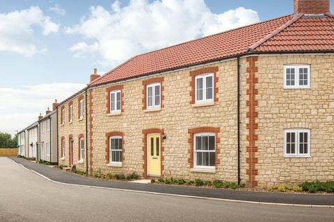 3 bedroom terraced house for sale - Woodlands Road, Mere, Warminster, Wiltshire, BA12