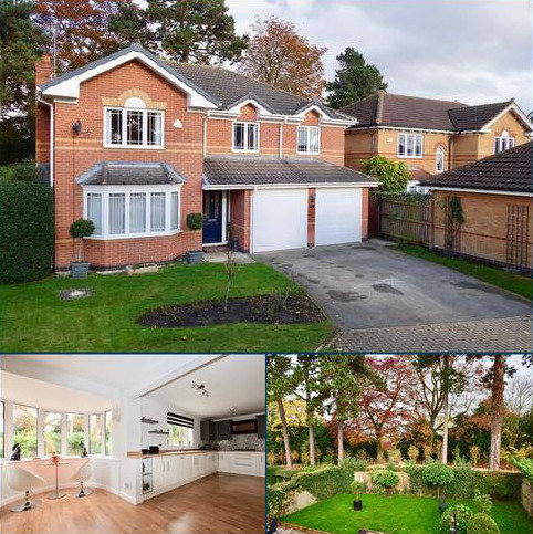 5 bedroom detached house for sale - Strother Close, Pocklington