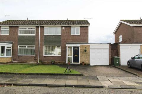 3 bedroom semi-detached house for sale - Gainsborough Place, Southfield Green, Cramlington