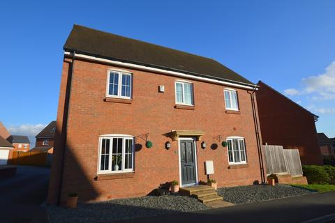 4 bedroom detached house for sale - Goldfinch Road, Melksham
