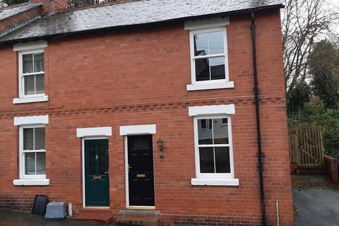 2 bedroom end of terrace house to rent - Greenway Street, Chester