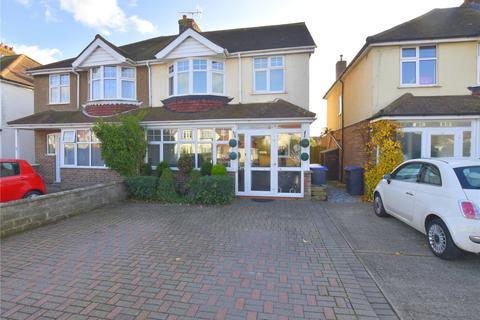 4 bedroom semi-detached house for sale - Crabtree Lane, Lancing, West Sussex, BN15