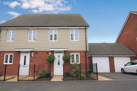 2 bedroom semi-detached house to rent - Mulligan Drive, Exeter