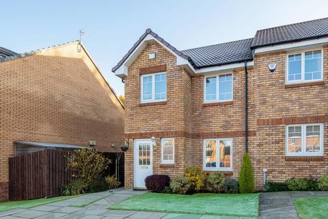 3 bedroom semi-detached villa for sale - 69 Callaghan Crescent, Jackton, G74 5PS