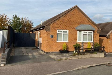 2 bedroom detached bungalow for sale - Honeysuckle Way, Melton Mowbray
