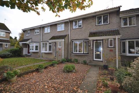 3 bedroom terraced house for sale - Farm Road, West Moors