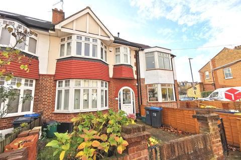 3 bedroom end of terrace house to rent - Lucien Road, Wimbledon Park, London, London, SW19 8EL